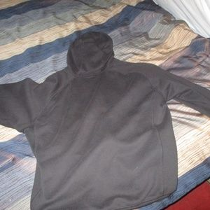 adidas Shirts - Adidas hoodie sweatshirt longsleeve black sport xl